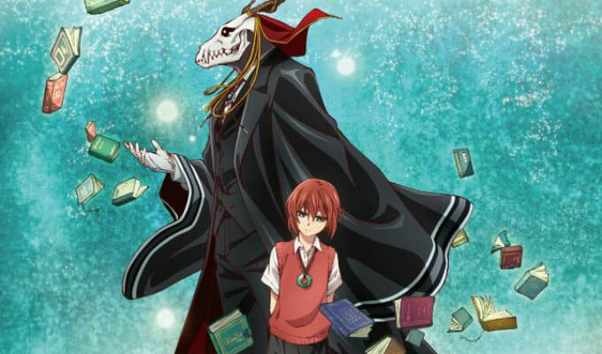 "First 3 Episodes of ""The Ancient Magus' Bride"" To Debut At Anime Expo 2017"
