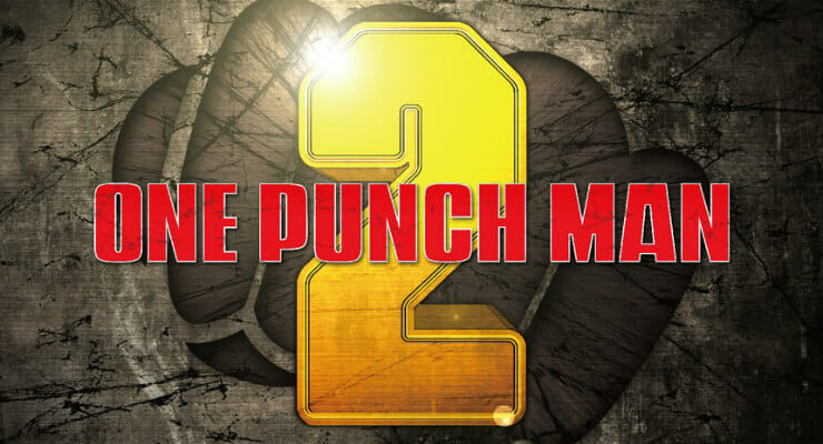 One-Punch Man Anime Gets Second Season