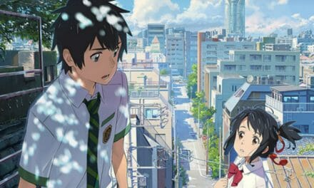 Your Name. Wins LA Film Critics Award For Best Animated Film