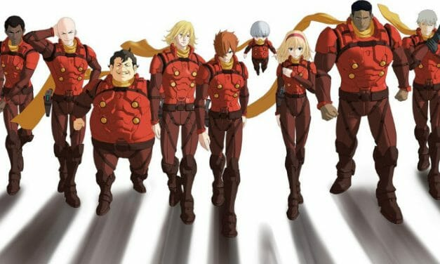 "Netflix Snags ""Cyborg 009 Call of Justice"" Film"