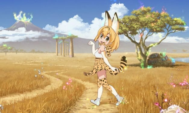 Kemono Friends Anime Gets New Video Project
