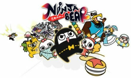 "TV Tokyo Streams English-Subtitled ""Ninja Bear"" Pilot"
