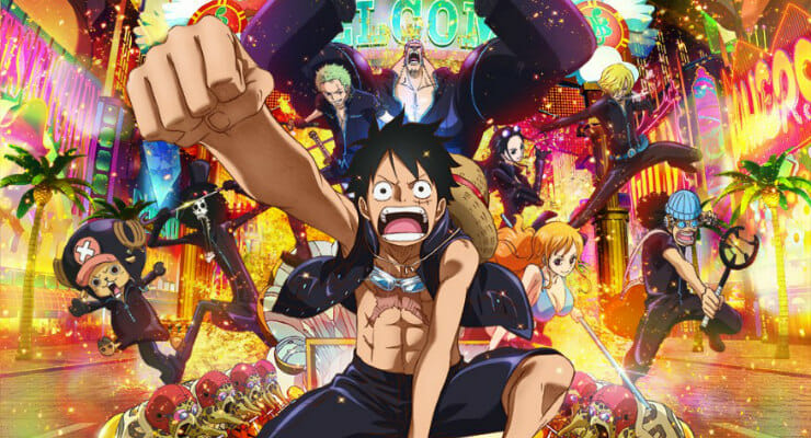Funimation Adds One Piece Film: Gold, Plans Theatrical Run