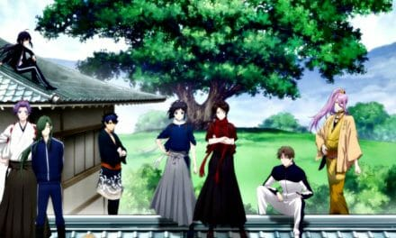 "Crunchyroll To Stream ""Touken Ranbu – Hanamaru"" As Fall 2016 Simulcast"