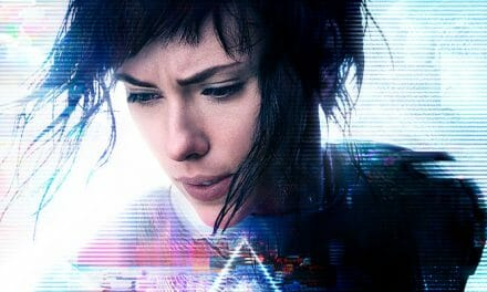 Paramount Streams A Pair of Ghost in the Shell (2017) Promos
