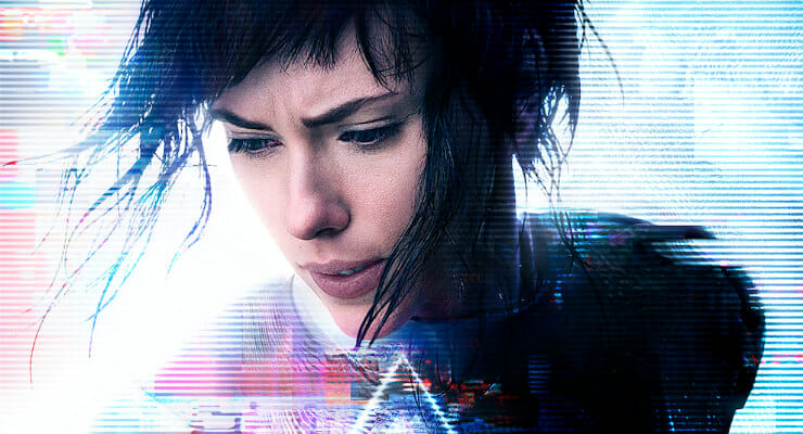 "Ghost In The Shell (2017) Shows Off Cast In ""Motion Poster"" Ads"