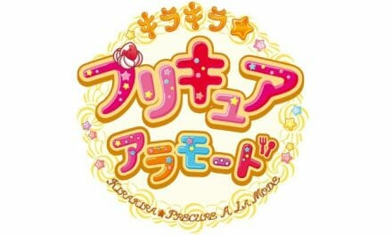 Toei Unveils Kirakira Precure a la Mode Anime For 2017