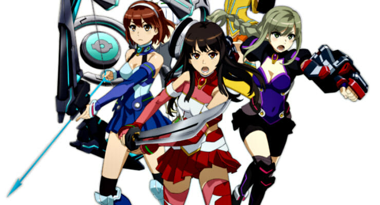"Crunchyroll To Simulcast ""School Girl Strikers"" Anime"