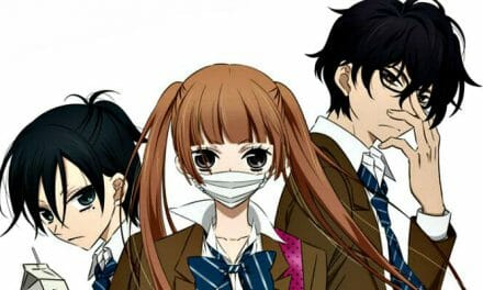 Crunchyroll to Simulcast Anonymous Noise Outside of North America