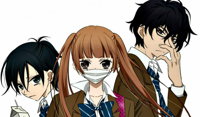 "Main Visual Unveiled For ""Anonymous Noise"" Anime"
