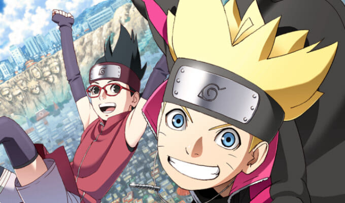 Boruto: Naruto Next Generations Previews Theme Song In Second PV