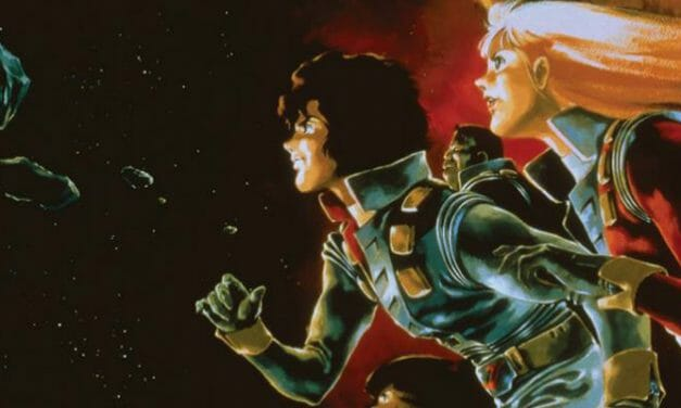 "Discotek Acquires ""Crusher Joe"" Movie & OVAs"