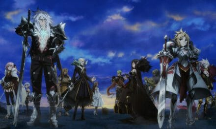 New PV, Cast, & Visual Unveiled For Fate/Apocrypha Anime
