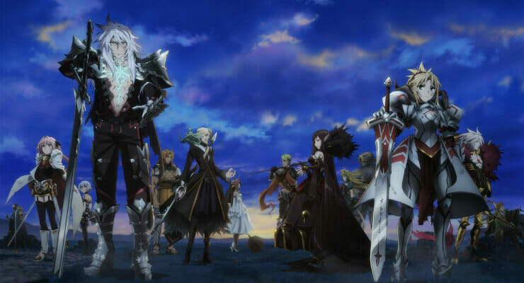 Fate/Apocrypha Part 2 Hits Netflix on 2/9/2018