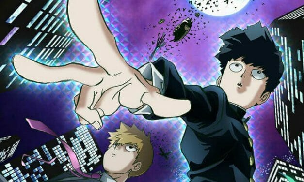Crunchyroll Adds Mob Psycho 100 II, 3 More to Winter 2019 Lineup