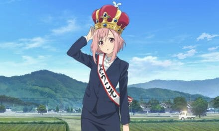 "P.A. Works To Produce Original Anime Series ""Sakura Quest"""