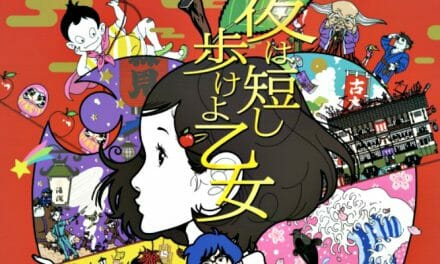 "Masaaki Yuasa's ""Night is Short, Walk on Girl"" Wins Ottowa International Animation Film Festival Award"