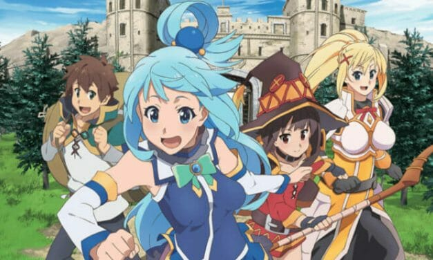 KonoSuba Gets Theatrical Movie From J.C. Staff
