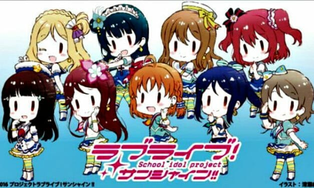Love Live! Sunshine!!'s Aqours To Get Snow Sculptures At 2017 Sapporo Snow Festival