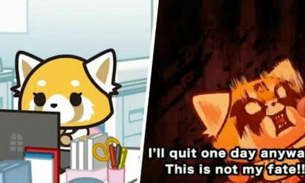 Netflix Renews Aggretsuko for Second Season