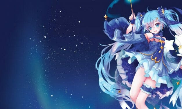 Snow Miku Keeps Things Cool In New Music Video