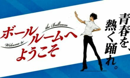 """Welcome to the Ballroom"" Anime Gets First PV, Visual, Staff"