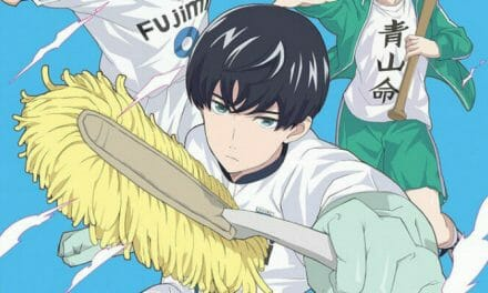 "New Visual & Staff Unveiled For ""Cleanliness Boy! Aoyama-kun"" Anime"