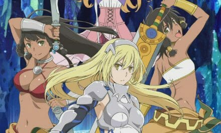 DanMachi: Sword Oratoria Gets English Dub