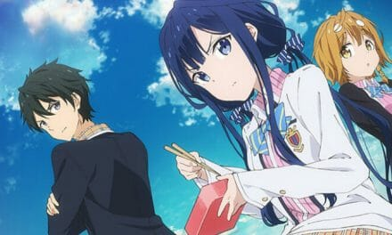 """Masamune-kun's Revenge"" Anime Gets New OVA"