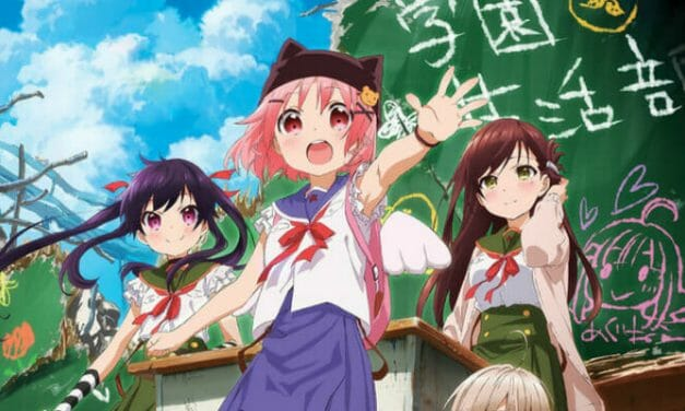 School-Live! Manga Gets Live-Action Movie Adaptation