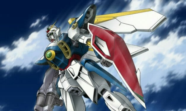 Nozomi To Release Gundam Wing on Blu-Ray in November 2017