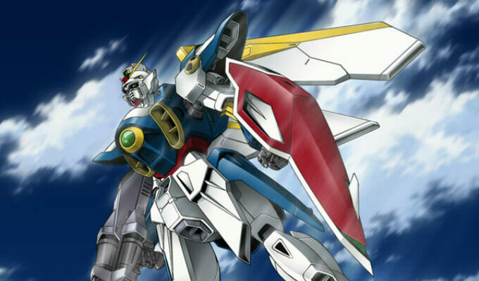 Crunchyroll Adds Mobile Suit Gundam Wing To Digital Lineup