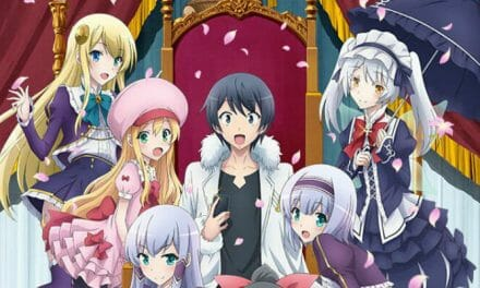 "First PV for ""In Another World With My Smartphone"" Anime Hits the Web"