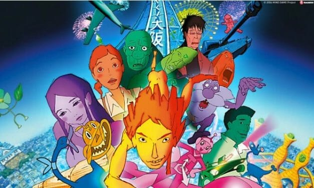 "GKIDS Gives Masaaki Yuasa's ""Mind Game"" A Theatrical Run Starting 2/16/2018"