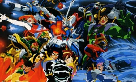 Crunchyroll Starts Streaming Mobile Fighter G Gundam