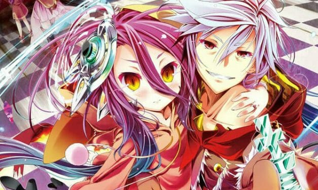 No Game, No Life Zero Gets New Visuals & PV, Which Hints At Ancient Intrigue