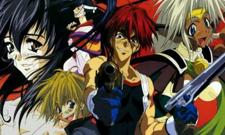 Outlaw Star Returns to Toonami On 8/19/2017