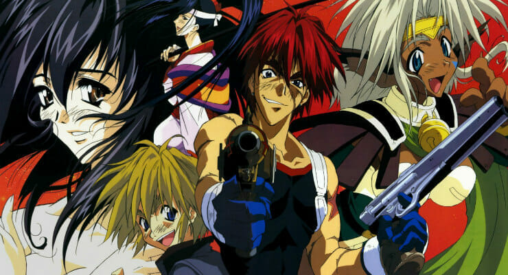 Funimation Releases Outlaw Star In June 2017
