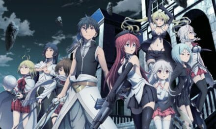 "Crunchyroll To Stream ""Trinity Seven Eternity Library & Alchemic Girl"" Film"