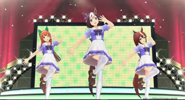 "New Visual & Staff Unveiled For ""Uma Musume Pretty Derby"" Anime"