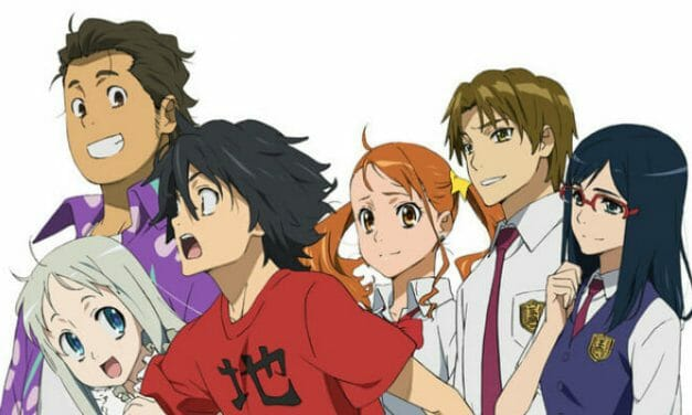 Aniplex of America To Produce Anohana (TV) Anime Dub, Unveils Cast & PV