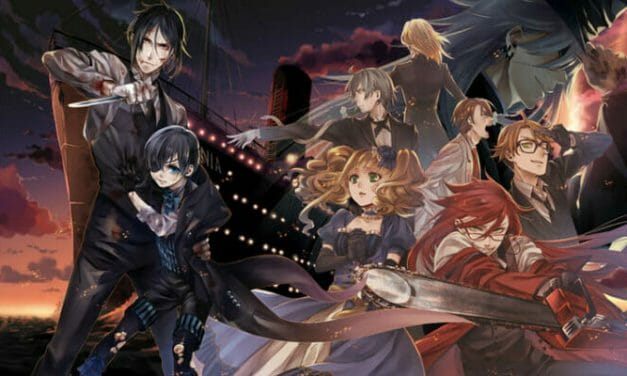 Funimation Acquires Black Butler: Book of the Atlantic Film, Plans Theatrical Release In 2017