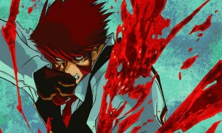 Blood Blockade Battlefront & Beyond Gets Three New Visuals, October 2017 Premiere