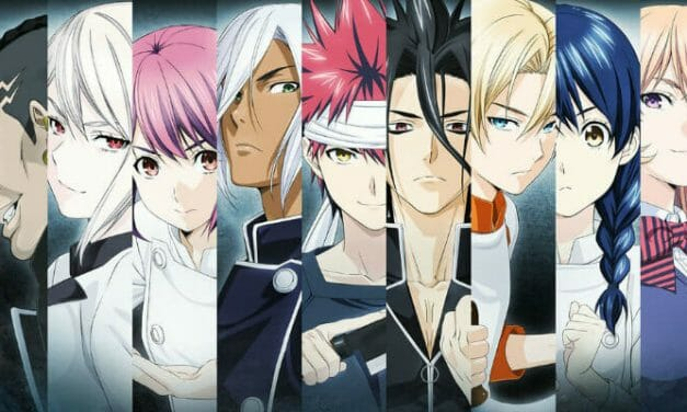 Sentai Filmworks Unveils Food Wars! The Second Plate Dub Cast
