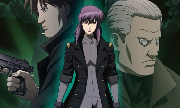 Ghost in the Shell Gets 2-Season Anime Project