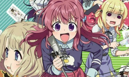 """Girlish Number Shura"" Anime Cancelled"
