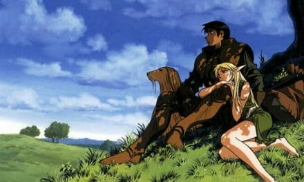 "Funimation Streams ""Record of Lodoss War"" Dub Trailer"