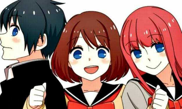 "Funimation Unveils ""Tsuredure Children"" Dub Cast"
