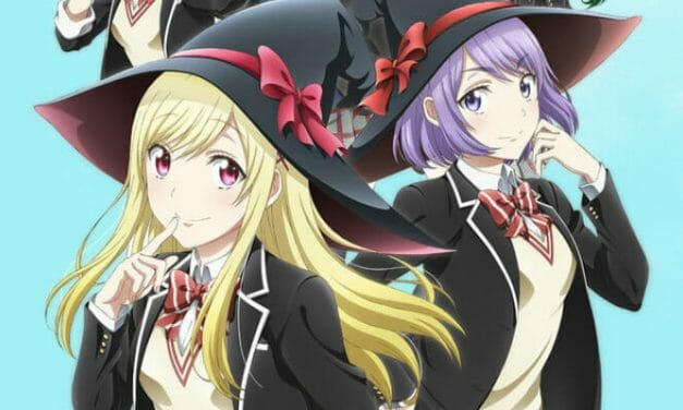 "Anime Boston 2017: Funimation To Release ""Yamada-kun and the Seven Witches"" Anime On DVD & Blu-Ray"