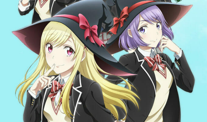 "Funimation Streams ""Yamada-kun and the Seven Witches"" Dub Trailer"